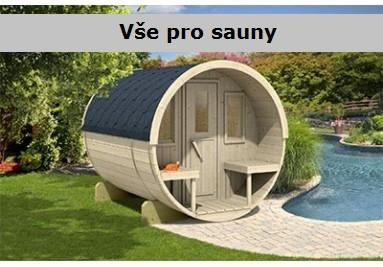 Vše pro sauny